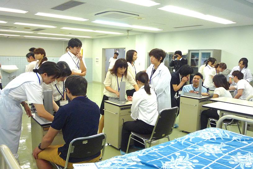 京都府看護専修学校画像